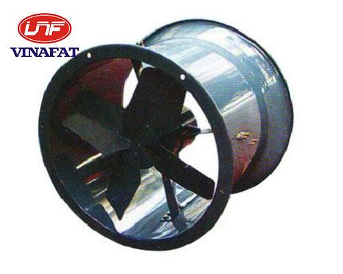 Quạt thông gió tròn Motor tản nhiệt Deton DFT 35-4T